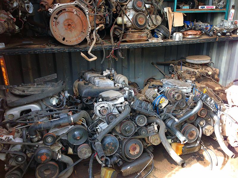 Engines - B & H Scrap Metals
